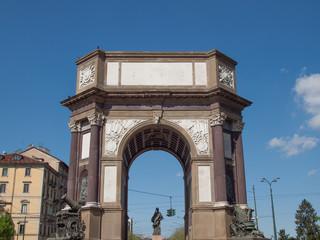 Turin Arch
