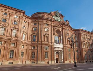 Palazzo Carignano Turin