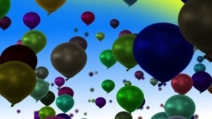 Balloons loop