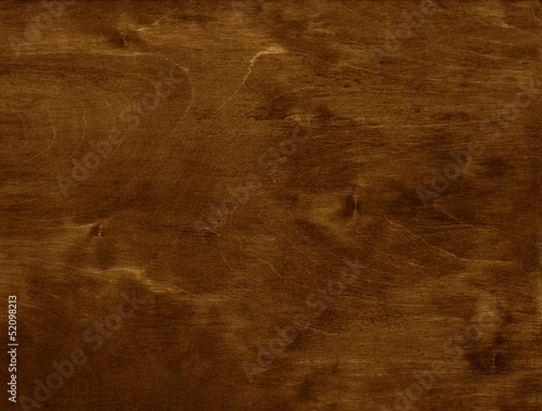 natural dark brown wood as background