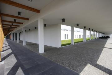 architektura współczesna- parking
