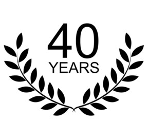 Laurel 40 years