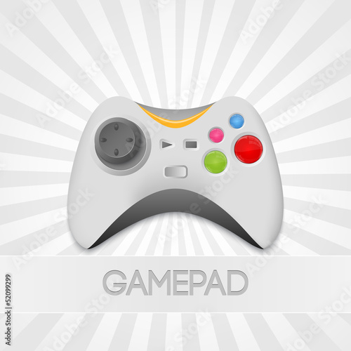 Vector gamepad