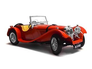 Oldtimer Modellauto, Classic Car