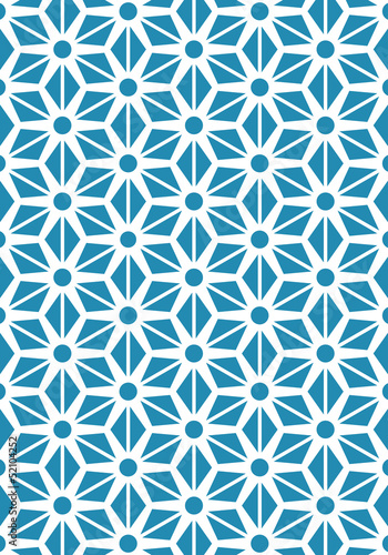 Geometric Seamless Pattern 1