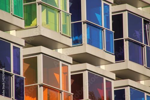 canvas print picture Bilbao