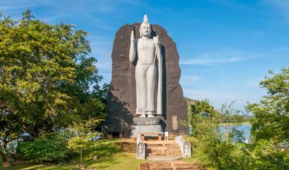 Buddha Statue in Sigiriya