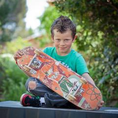 Jeune Skater (7-8 ans)