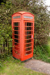 Disused telephone Kiosk