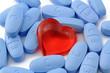 tabletten mit herz
