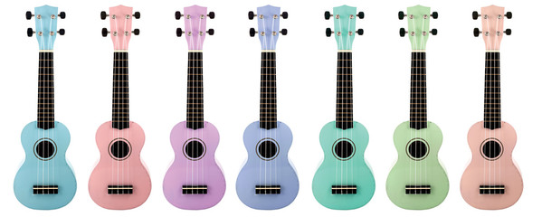Ukulele color