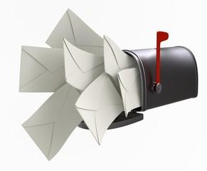 fliegende Briefe