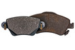 Brake pads, new and used