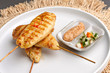 Chicken Satay Appetizer
