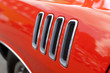Muscle Car Fender Vents