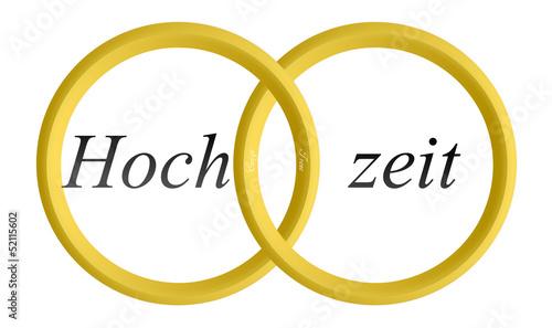 Hochzeit - Ewige Treue und zwei Ringe