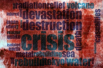 Destruction word cloud