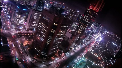 Time Lapse - City of Seoul