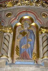 Matthias Church detail, Budapest, Hungary