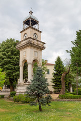The Clock tower of Ioannina, Epirus, Greece