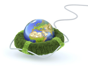 Lifebuoy for the Earth
