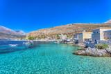 Limeni village in Mani, Greece - 52121691