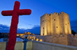 Cross of May, Roman Bridge, Mezquita and Calahorra, Cordoba