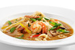 Thai Dishes - Seafood with Lemon Sorgho