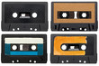 music audio tape vintage