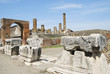 The Temple of Jupiter in Pompeii. UNESCO World Heritage Site
