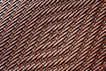 grunge synthetic rattan weave texture
