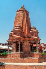 Stupa At Durbar Square in Bhaktapur