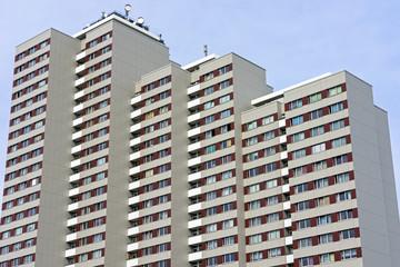 Hochhaus in Berlin, Deutschland