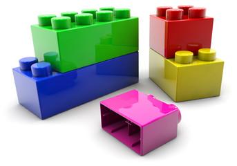 Blocks - color
