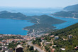 Panoramic view of Kas, Turkey