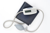 Modern tonometer for blood pressure measurement