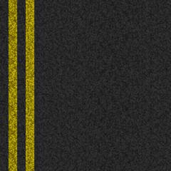 Vector asphalt texture
