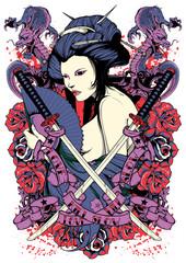 Samurai diva