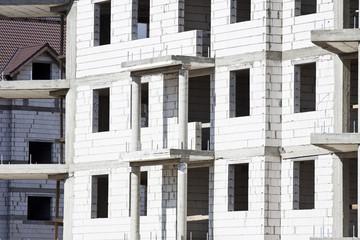 Budowa domu mieszkalnego