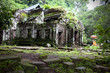 Angkor Empire. Wat Phu
