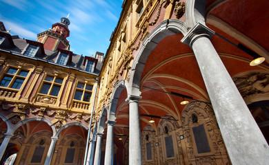 Vieille Bourse - Lille - France