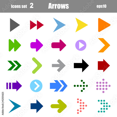 arrows set 2