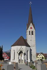 Götzis Kirche