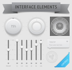 User interface elements