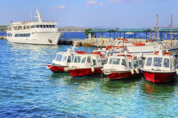 Beautiful Greek Island, Spetses