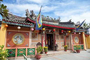 Hoi Quan Trieu Chau Temple in Hoi An