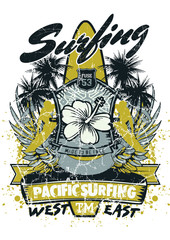 Pacific Surfing