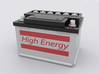 Autobatterie High Energy