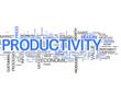 Productivity (english tag cloud)