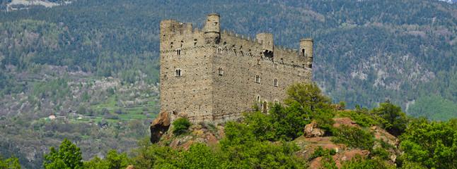 Castello di Ussel - Chatillon (Ao)